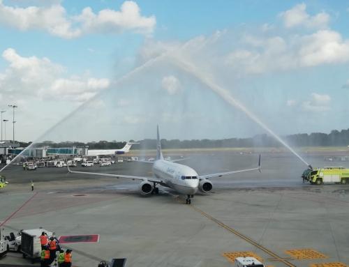 Cinco puertas habilitadas durante la JMJ en la nueva terminal 2 del Aeropuerto de Tocumen